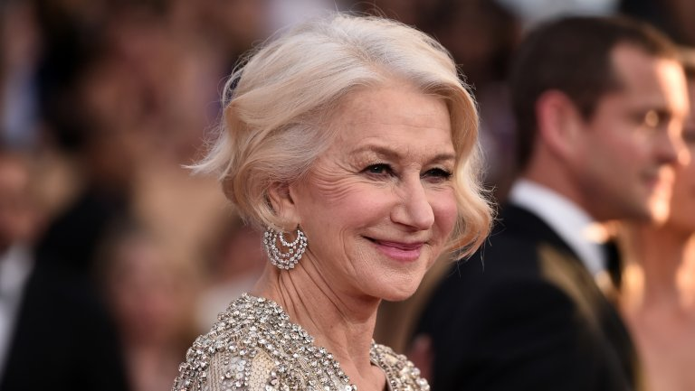 'Awards Chatter' Podcast — Helen Mirren ('Eye in the Sky')