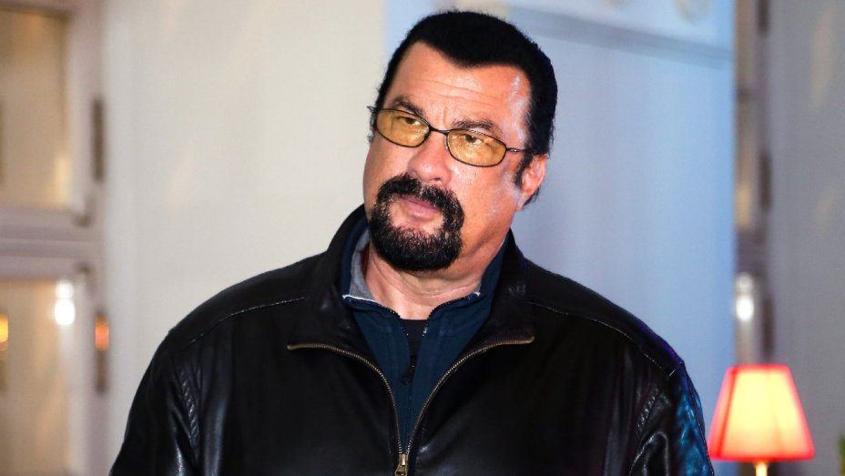 Steven Seagal Accuser Claims Actor Raped Her