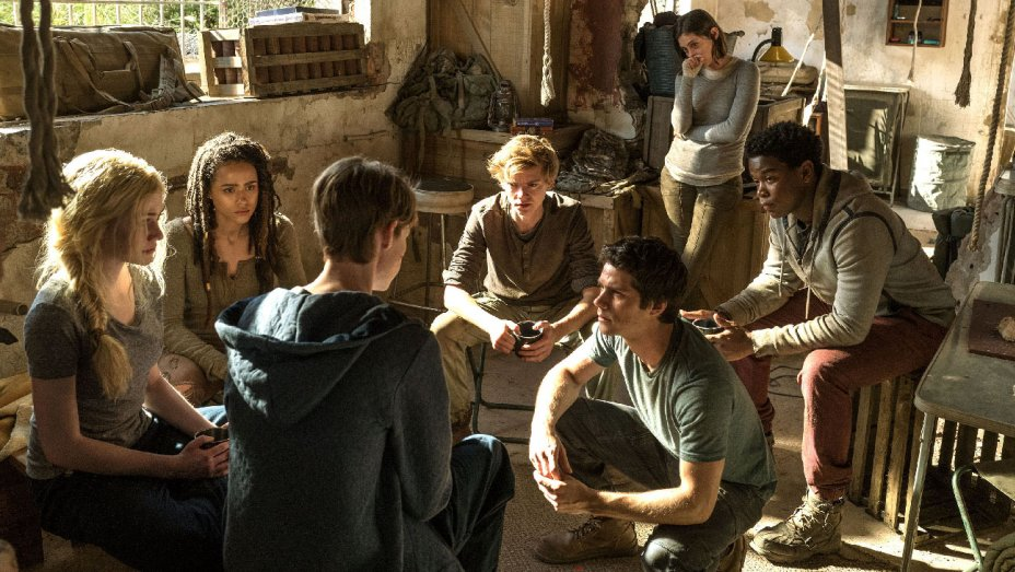 Weekend Box Office: 'Maze Runner: Death Cure' Sprints to $23.5M; 'Shape of Water' Gets Oscar Bump