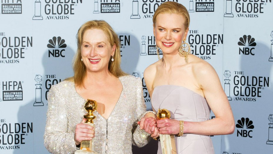 Nicole Kidman Lends Her Support to The Writers Lab