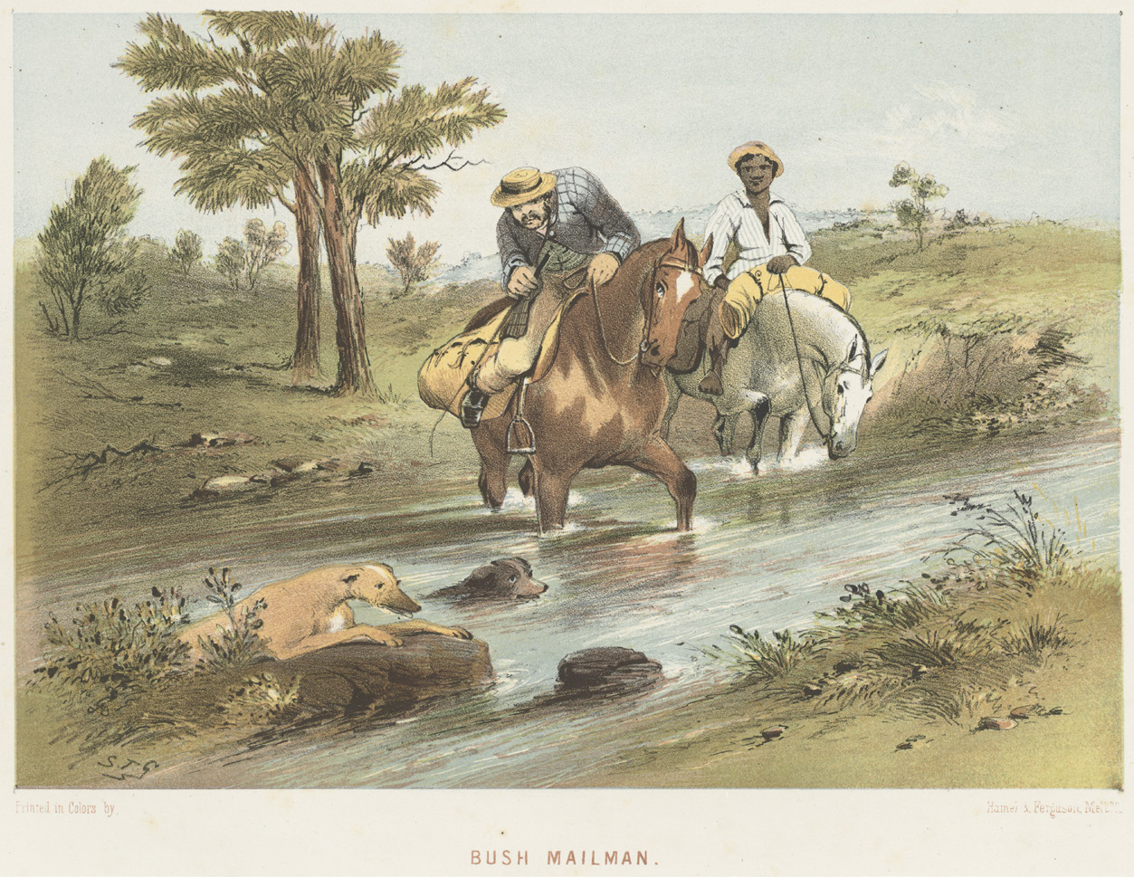 Black Gold Aboriginal People On The Gold Fields Of