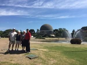 VIP TOURS BA - Planetarium
