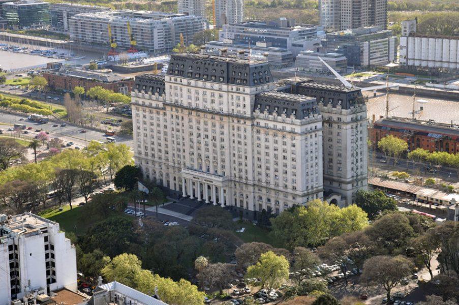 Edificio Libertador VIPTOURSBA