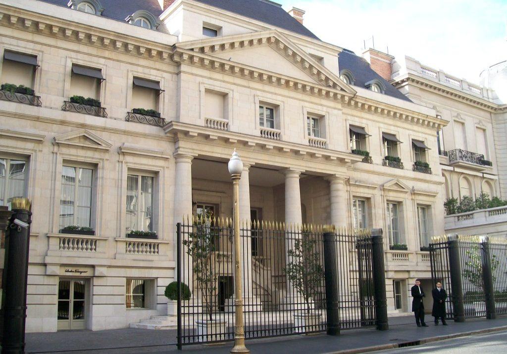 VIP TOURS BA - EXPERIENCES IN BUENOS AIRES - ARGENTINA - PALACE DUHAU