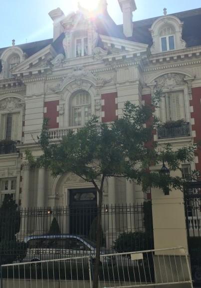 VIP TOURS BA - Experiences in Buenos Aires - PALACE ÁLZAGA UNZUÉ
