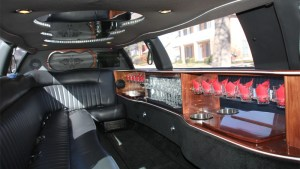 """The Ultra"" Stretch Lincoln Limousine"