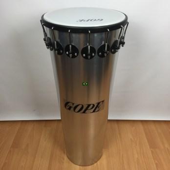 Gope Timbal, Aluminum, 14″x90cm, 16 lugs