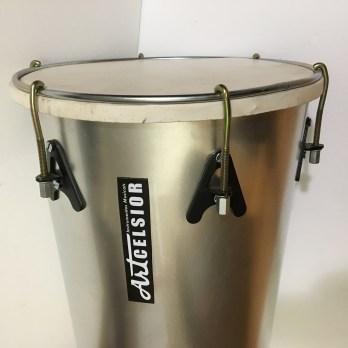"""Artcelsior 12"""" aluminum rebolo"""