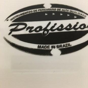"O Profissional 11"" nylon Pandeiro head"