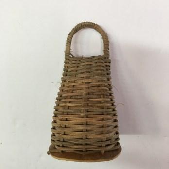 Gope caxixi, medium, 13cm
