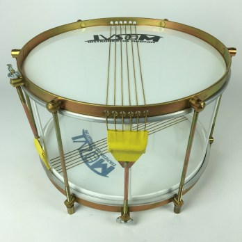 """Ivsom Skeleton Caixa with double strings, 12"""""""
