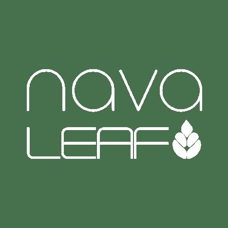 Logo - Nava Leaf