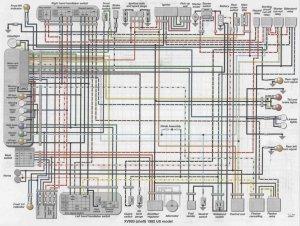 ViragoTechForum • View topic  82 920 Shaft Drive wiring issuesquestions