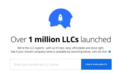 Name check your LLC