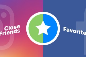 Facebook prototypes Favorites for close friends microsharing – TechCrunch