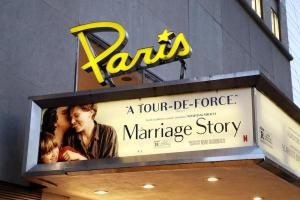 Netflix leases New York's Paris Theatre – TechCrunch