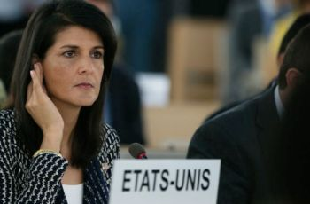 Nikki Haley lost her password, so she sent confidential info over unclassified system