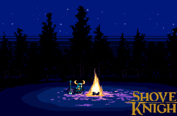 Shovel Knight's superb soundtrack becomes a soothing collection of lullabies