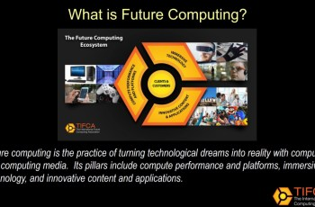 The future of computing and games
