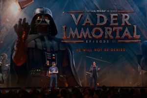 Vader Immortal proved VR 'experiences' are just underdeveloped games