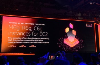 AWS announces new ARM-based instances with Graviton2 processors – TechCrunch