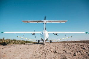 Pyka and its autonomous, electric crop-spraying drone land $11M seed round – TechCrunch