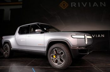 Rivian raises $1.3 billion for its electric pickup truck and SUV