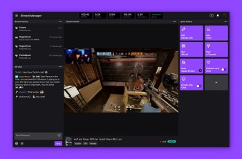 Twitch introduces new dashboard so more people can create livestreams