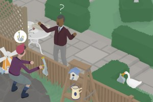 Untitled Goose Game is coming to PS4 on December 17
