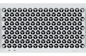 Apple's $6,500 rack-mounted Mac Pro hits store, topping out at $53,900