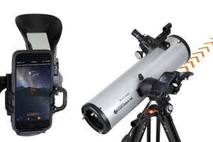 Celestron's StarSense Explorer brings telescope optics to smartphones