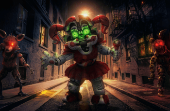 Five Nights at Freddy's AR: Special Delivery — Building jump scares in augmented reality