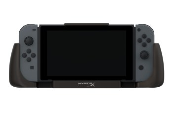 HyperX expands gaming offerings with Nintendo Switch grip and more