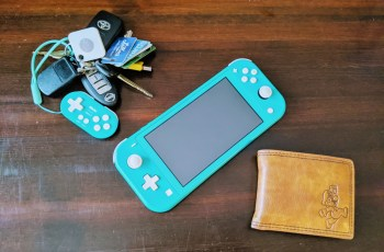 Nintendo Switch Lite 3 months later