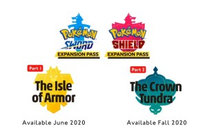 Pokémon Sword and Shield get Expansion Pass content