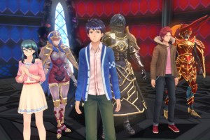 Tokyo Mirage Sessions ♯FE Encore has a (lame) protagonist problem