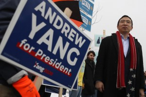 Andrew Yang, an AI-first candidate, drops out of presidential race