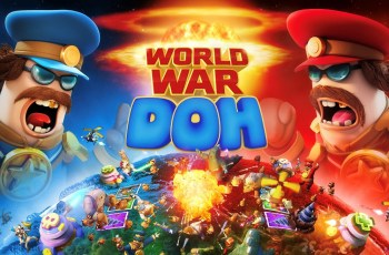Jam City will launch RTS mobile game World War Doh on February 20