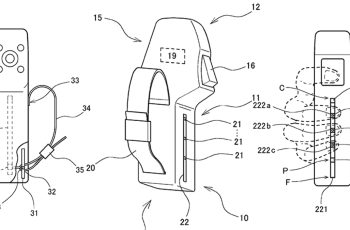 Sony patents a VR controller that feels a lot like Valve's Index