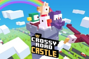 Hipster Whale's Crossy Road Castle brings goofy laughs to Apple Arcade