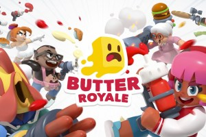Mighty Bear dishes on Butter Royale for Apple Arcade