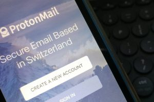 ProtonMail could reroute connections through Google to circumvent censorship