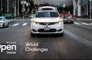 Waymo expands autonomous driving data set and launches $110,000 challenge