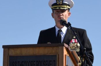 "Aircraft carrier captain lost his command because of ""Catch-22"" COVID-19 dilemma"
