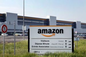 Amazon closes warehouses in France, tries to make US shoppers buy less
