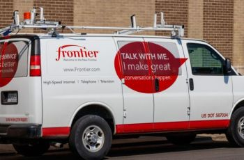 Frontier prepares for bankruptcy, regrets failure to install enough fiber
