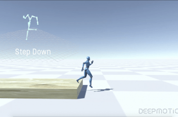 How DeepMotion uses AI to create believable characters