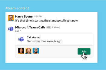 Slack launches Zoom and Microsoft Teams Calls integrations