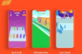 Supersonic Games scores three hypercasual mobile games in the top 10