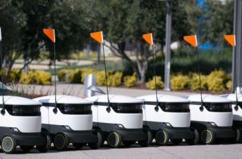 The pandemic is bringing us closer to our robot takeout future